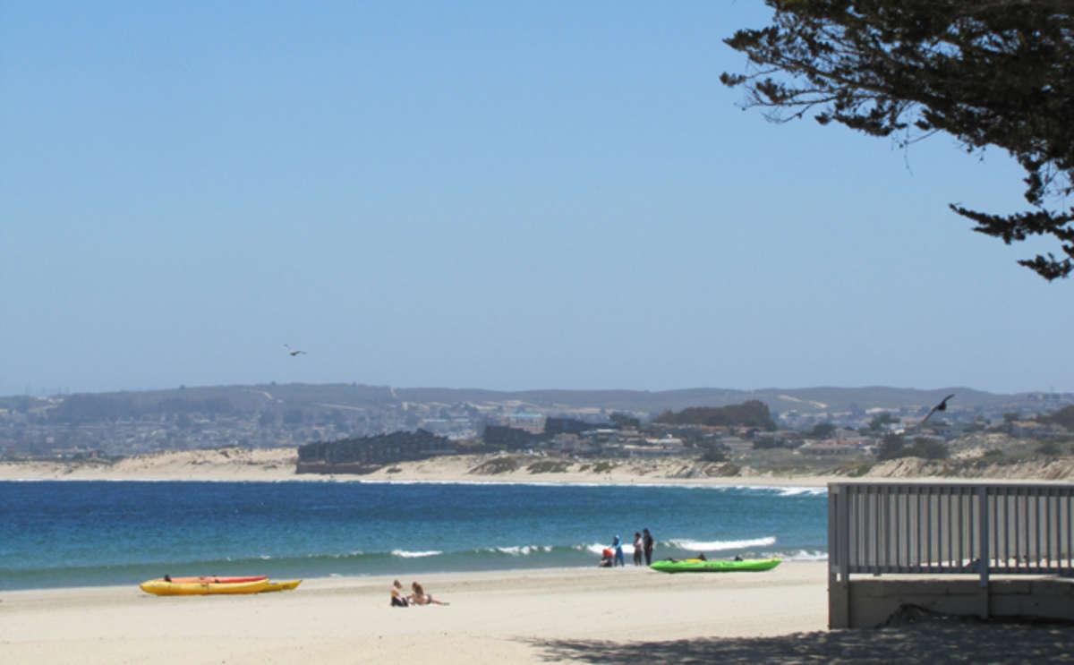 Monterey State Beach, Monterey