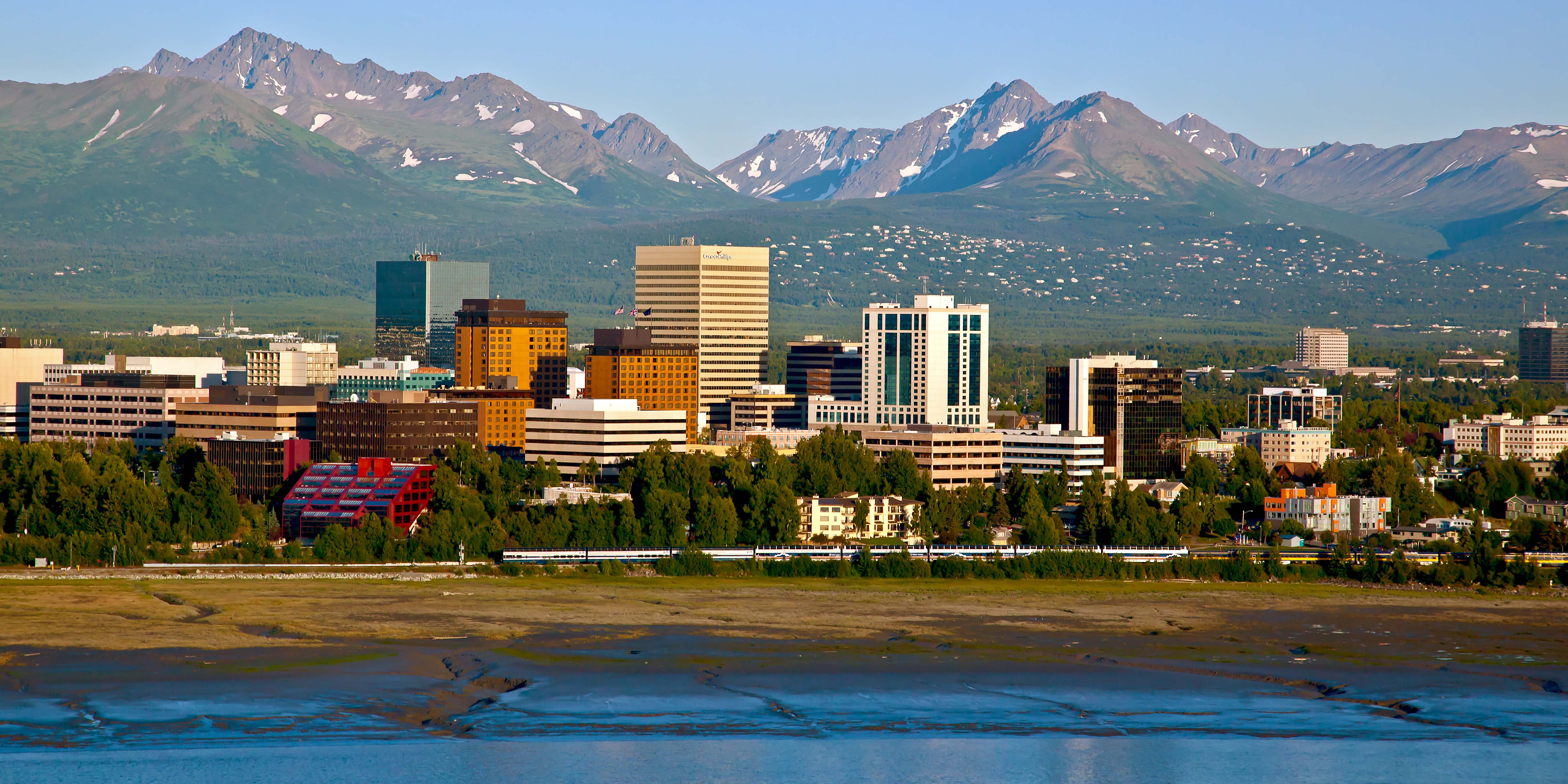 Day Tours In Anchorage Alaska