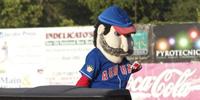 Abner Doubleday, Auburn Doubledays Mascot