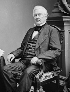 Millard Fillmore 13th President