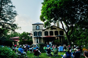 Shakespeare in the Garden - Seward House Museum