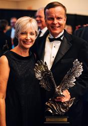 Bob Doak Wins Award