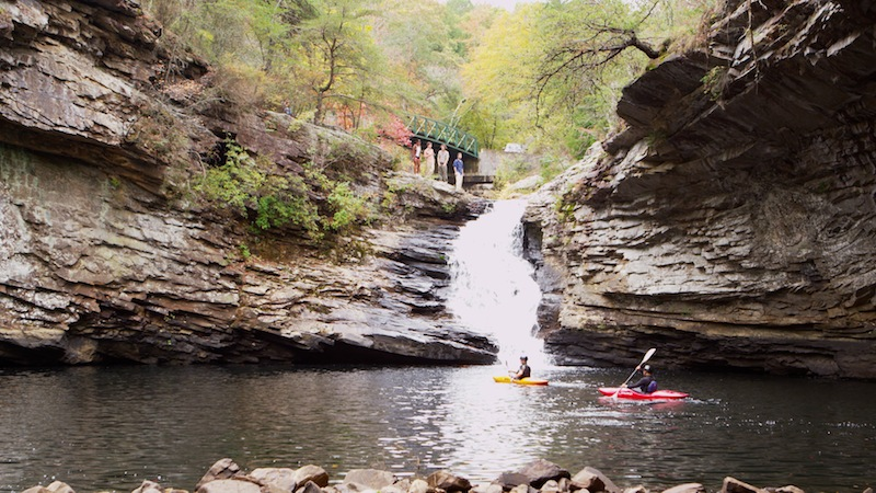 Chattanooga Outdoor Adventure