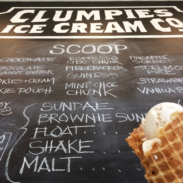 Clumpies Ice Cream