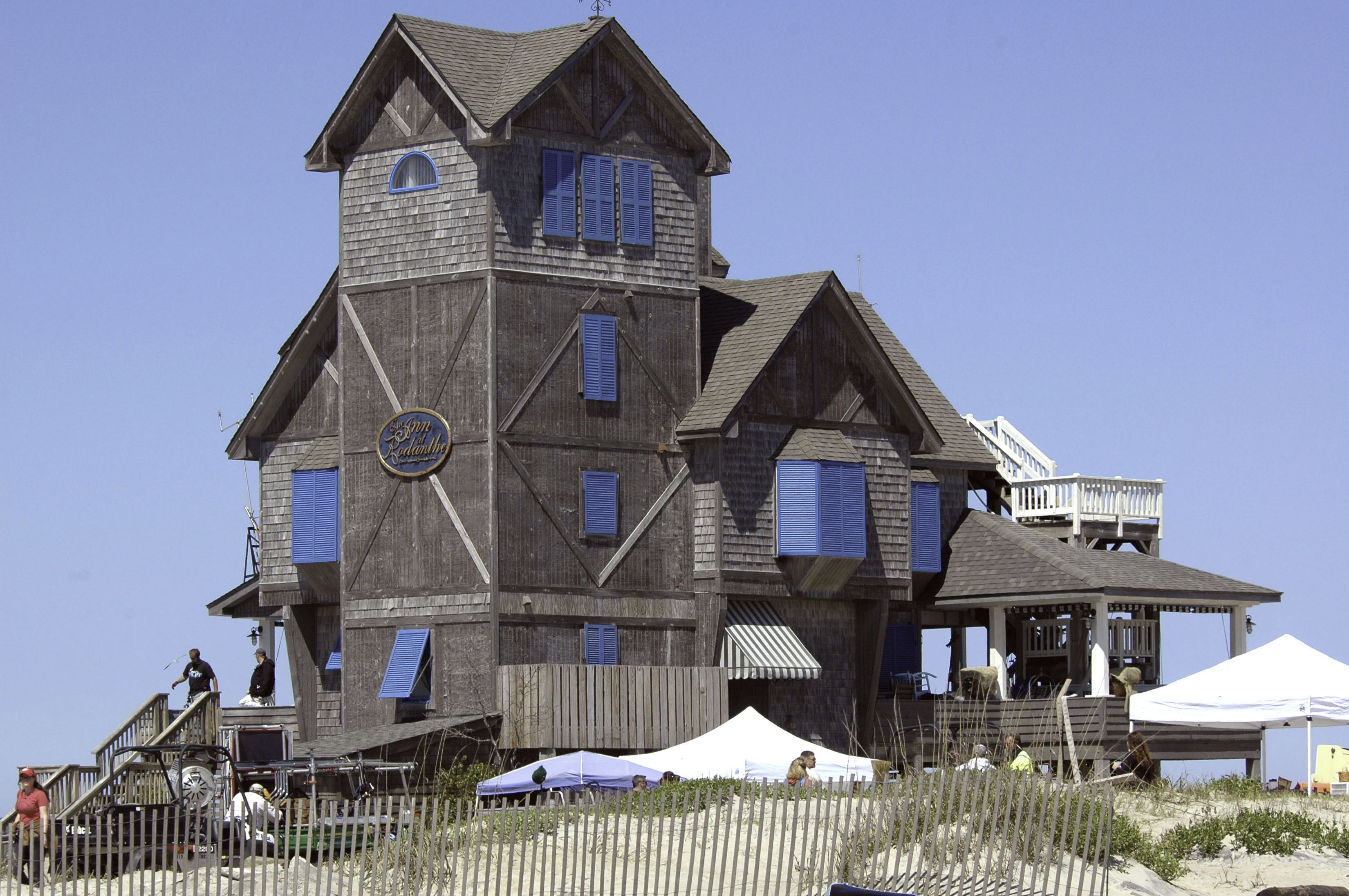 Nights In Rodanthe The Outer Banks North Carolina