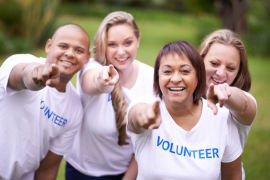 Have you ever considered volunteering? Maybe now is the perfect time.