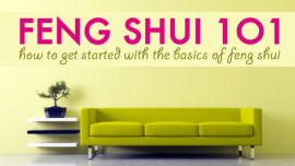 Feng shui is a powerful method of experiencing more balance, joy and inspiration in your life.