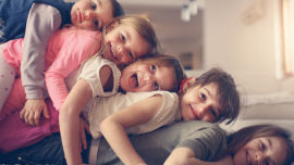 Do we really want our kids to blindly conform? Picture: Shutterstock.