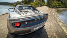 It's like lighting a stick of gelignite - the 2017 Lotus Elise Sprint 220.