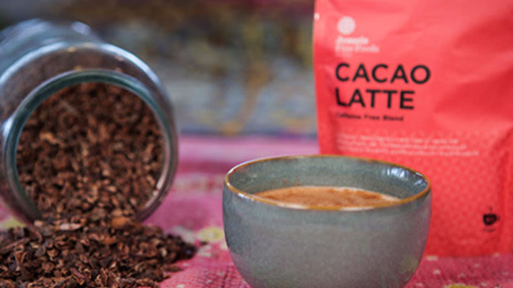 Who here would love a warm Cacao Latte? Picture: Supplied.