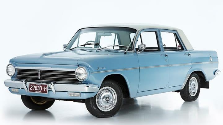 The Australian Car.