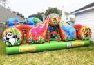 Animal Themed Children's Bounce House