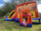 Thanksgiving Bounce House Party Rentals