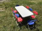 Children's Rectangle table chairs