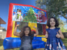 Christmas Bounce House Party Rentals