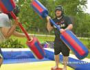american gladiators joust