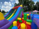 Austin Bouncy Castle Obstacle
