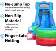 15ft Retro Wet/Dry Slide Any Party Theme