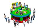 Whack a Mole Interactive Party Rental