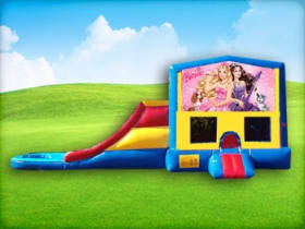Barbie 3in1 Obstacle