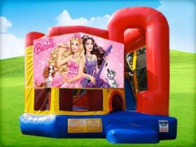 Barbie 4in1 Combo w/ Wet or Dry Slide
