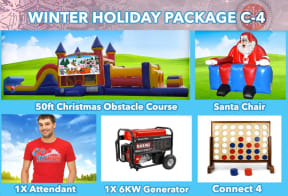 Dallas Winter Holiday Package C4
