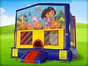 13 x 13 Dora Moonwalk
