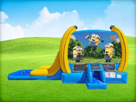Despicable Me Minion Bounce House