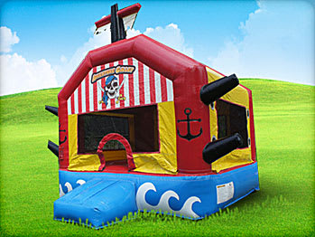 Pirate Inflatable