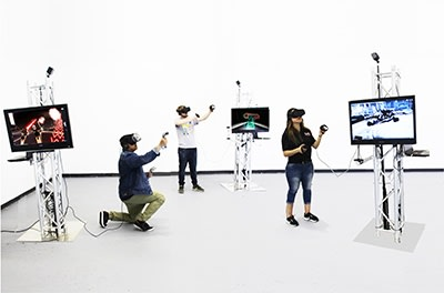 Virtual Reality Party Package Bundle