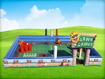 Lawn Games Inflatable Games