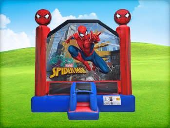 Spider-Man Moonwalk
