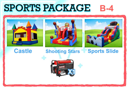 Sports Package B4