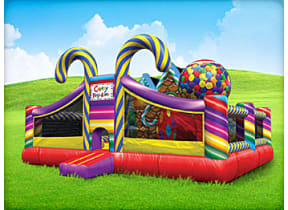 Candy Toddler Playland