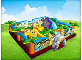 Dora & Diego Toddler Adventure