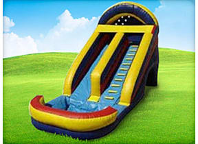 15ft Slide (Wet & Dry)