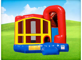 4in1 Combo w/ Wet or Dry Slide