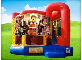 Lego Movie 4in1 Combo w/ Wet or Dry Slide