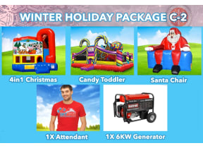 Dallas Winter Holiday Package C2
