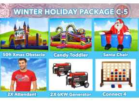 Dallas Winter Holiday Package C5