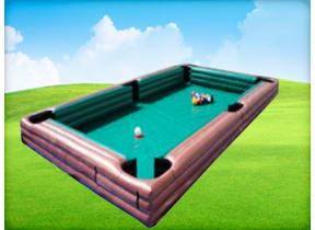Giant Billiard Pool Table Soccer
