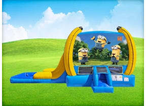 3in1 Minions EZ Combo w/ Wet or Dry Slide