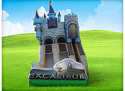 Excalibur Slide Rental