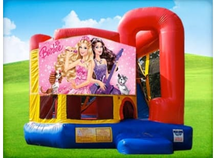 4in1 Barbie Inflatable