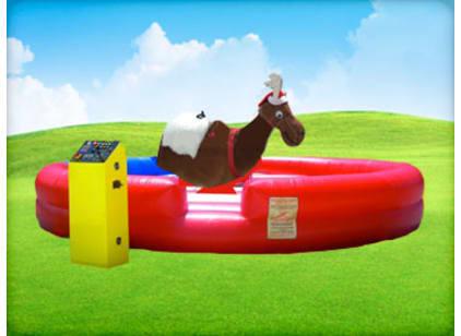 Mechanical Reindeer Ride