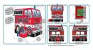 Fire Truck Schematics