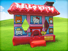 Hello Kitty Inflatable