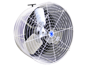 Tent Mounted Fans