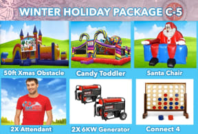 Austin Winter Holiday Package C5