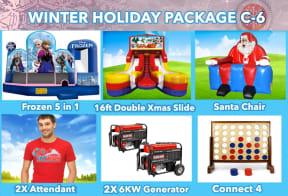 Winter Holiday 2018 Rentals